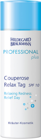 Couperose Relax Tag SPF 10 P+ Professionell Hildegard Braukmann