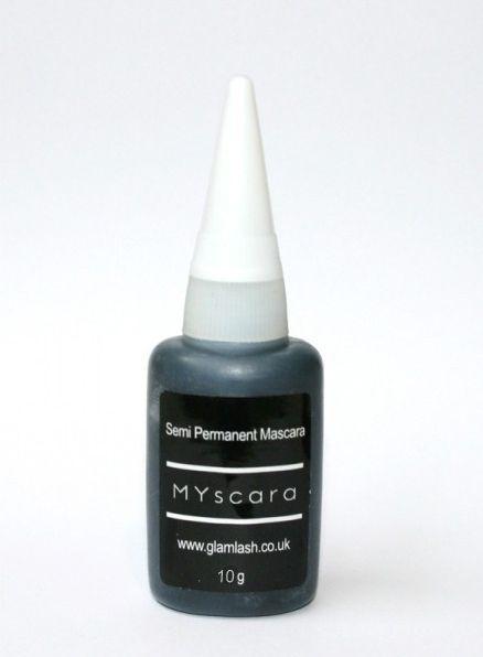 10g Flasche MYscara black