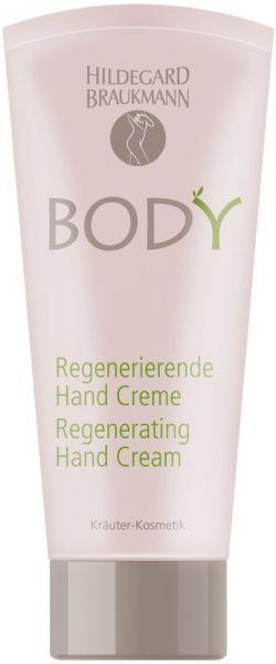 Regenerierende Hand Creme - Body Hildegard Braukmann
