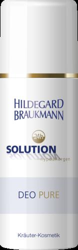 H. Braukmann - DEO PURE 75ml