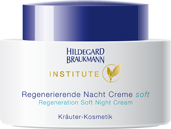 Regenerierende Nacht Creme soft Intitute Hildegard Braukmann