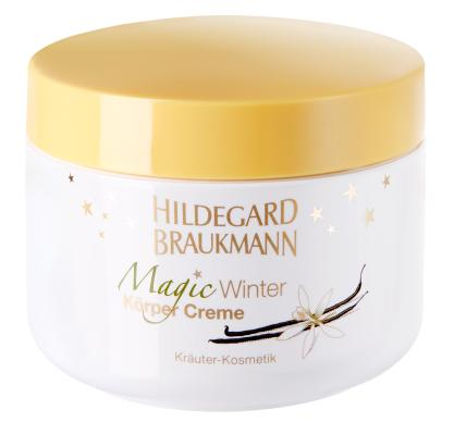 Hildegard Braukmann - Magic Winter Körper Creme 200ml
