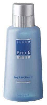 Braukmann evolution - Body & Hair Shampoo 250ml