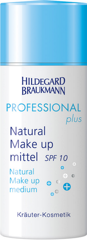 Naturell-Make-up-SPF-10-mittel
