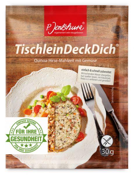 Probierpackung - Jentschura TischleinDeckDich