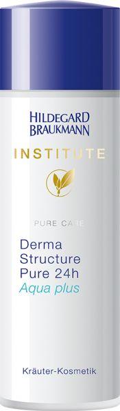 Derma Structure Pure 24h Aqua plus Institute Hildegard Braukmann