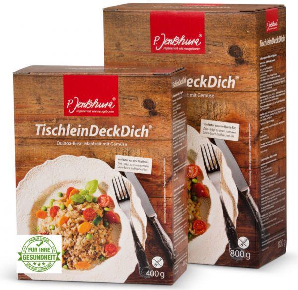 Peter Jentschura - TischleinDeckDich 400g