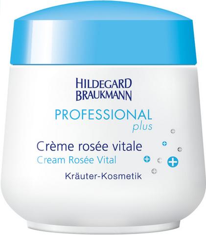 Creme rosée vitale 50ml P+ Hildegard Braukmann