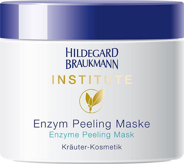 Enzyme Peeling Maske 100ml - Institute Hildegard Braukmann