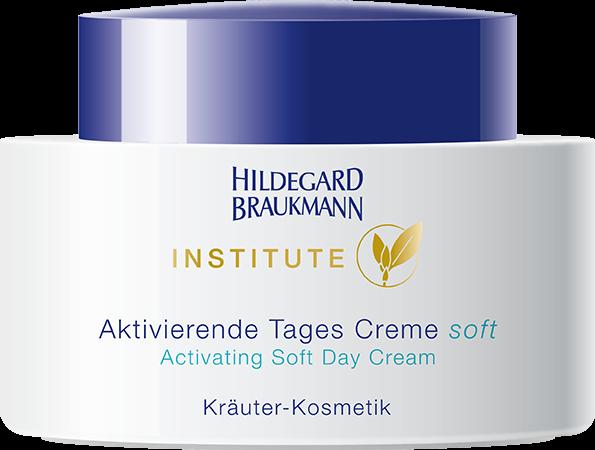 Aktivierende Tages Creme soft Institute Hildegard Braukmann