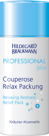 Couperose Relax Packung P+ Professionell Hildegard Braukmann