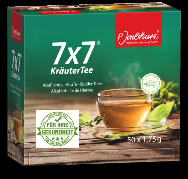 7x7 KräuterTee 50 Beutel - Peter Jentschura