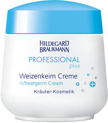 Weizenkeim Creme 50ml P+ Hildegard Braukmann